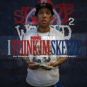 King Yella - I Think I'm Skeeze 2 mixtape cover art