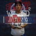 King Yella - I Think I'm Skeeze 2 mixtape cover art