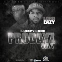 Lord Eazy - ProDayz mixtape cover art