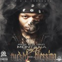 Montana Of 300 - Cursed With A Blessing mixtape cover art