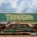 Paul Berra - Teenager mixtape cover art