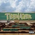 Paul Berra - Teenager mixtape cover art