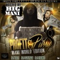 Profit & Pussy 8 (Hosted By Big Mani) mixtape cover art