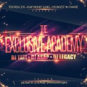 The Exclusive Academy mixtape cover art