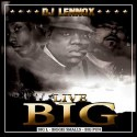 Live Big: Big L, Notorious B.I.G. & Big Pun mixtape cover art