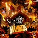 Blaze Session, Vol. 1 (The Dynasty Has Begun!) mixtape cover art