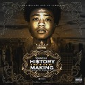 Young Lu - Hi$tory In The Making mixtape cover art