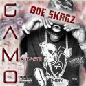 Boe Skagz - Gamo mixtape cover art