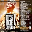 D.O.E. - It's DOE B*tch! mixtape cover art