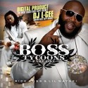 Rick Ross & Lil Wayne - Boss Tycoons mixtape cover art