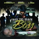 Snoop Dogg - From The Beach to the Boss mixtape cover art