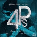 4 P's (Pillz, Pot, Powder, Pussy) (Hosted By Young Dolph) mixtape cover art