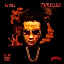 AB Icee - Thriller mixtape cover art