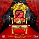 Ace Dough - Royal Treatment 2 mixtape cover art