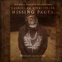 Cashies Da Storyteller - Missing Pages mixtape cover art