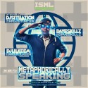 Dave Skillz - Metaphorically Speaking mixtape cover art
