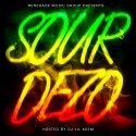 Dezo - Sour Dezo mixtape cover art