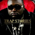 Dollas - Trap Stories mixtape cover art