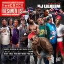 Hoodrich Freshmen List 2013 mixtape cover art