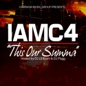 IAmC4 - This Our Summa mixtape cover art