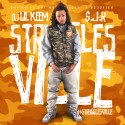 $.J.R - StrugglesVille mixtape cover art