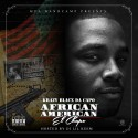 Krazy Blacx - African American El Chapo mixtape cover art