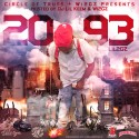 Lil2GZ - 2093 mixtape cover art