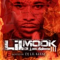 Lil Mook - I Am Alabama 3  mixtape cover art