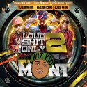 Loud Shit Only 2 mixtape cover art