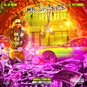 Mr.Spitfire - Turn Up 4 A Livin mixtape cover art