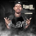 On The Come Up 2 mixtape cover art