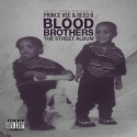 Prince Vont & Reed B - Blood Brothers mixtape cover art