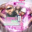 Respect Tha Grind 11 (Championship Muzik) mixtape cover art