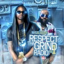 Respect Tha Grind Radio mixtape cover art
