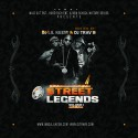 Streets Legends  mixtape cover art