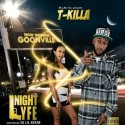 T-Killa - Night Lyfe mixtape cover art