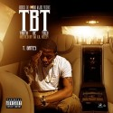 T. Gates - Truth Be Told mixtape cover art