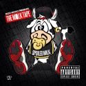 The Milk Tape (#TheMilkTape) mixtape cover art