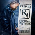 Thr33 - Prescriptions & Narcotics mixtape cover art