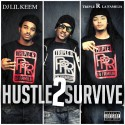 Triple R La Familia - Hustle 2 Survive mixtape cover art