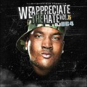 We Appreciate The Hate 15 mixtape cover art