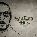 WiLo - 4 L's (Lean, Liquor, Loud & Levis) mixtape cover art