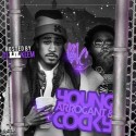 Y.A.C. - Young Arrogant & Cocky mixtape cover art