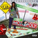 YB - Street Monopoly mixtape cover art