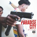 Young Nudy - Paradise City mixtape cover art