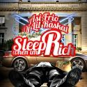Asi Frio - Sleep When I'm Rich mixtape cover art