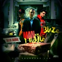 Blaze Montana - Man In The Middle mixtape cover art