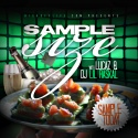 Lucaz - Sample Size mixtape cover art