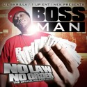 Bossman - No Law, No Order mixtape cover art
