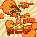 Kung Foo Chop Yall Boyz Up (Chopped Not Slopped) mixtape cover art